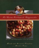 La cucina siciliana di Gangivecchio