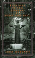 Midnight in the garden of good and evil : a Savannah story