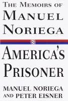 The Memoirs of Manuel Noreiga