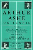 Arthur Ashe on Tennis