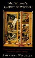 Mr. Wilson's Cabinet of Wonder