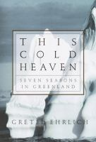 This Cold Heaven