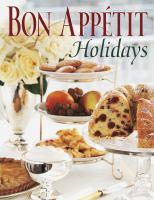 Bon Appétit Holidays