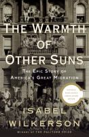 Cover of The Warmth of Other Suns: