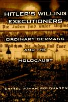 Hitler's Willing Executioners