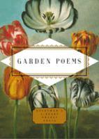 Garden Poems