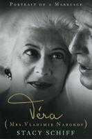 Vera (Mrs. Vladimir Nabokov) : a biography