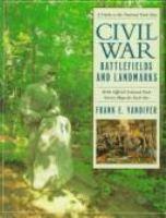 Civil War Battlefields and Landmarks