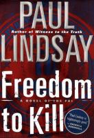 Freedom to Kill