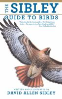 National Audubon Society Sibley Master Guide to Birds