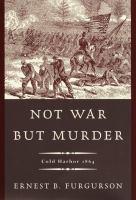 Not War, but Murder