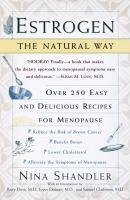 Estrogen The Natural Way