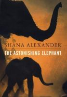 Astonishing Elephant