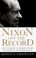 Nixon Off the Record