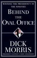 Behind the Oval Office
