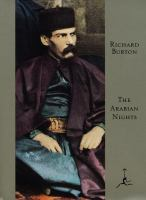 The Arabian Nights' Entertainments, Or, The Book of A Thousand Nights and A Night