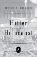 Hitler and the Holocaust
