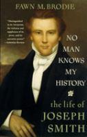 No Man Knows My History