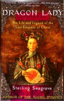 Cover image for Dragon Lady