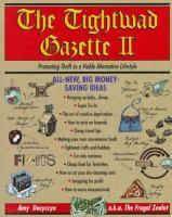 The Tightwad Gazette II