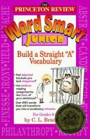 The Princeton Review Word Smart Junior