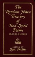 The Random House Treasury Of Best-loved Poems