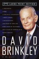 David Brinkley