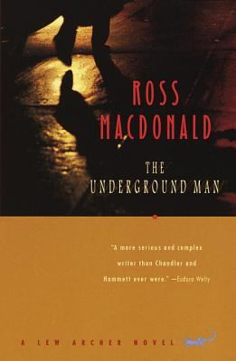 Cover image for The Underground Man