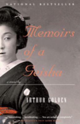 Golden Book club in a bag. Memoirs of a geisha a novel.