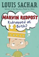 Marvin Redpost. Kidnapped at birth?
