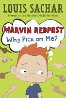 Marvin Redpost. Why Pick on Me?