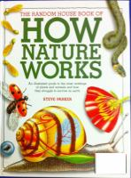 The Random House Book of How Nature Works