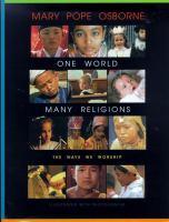 One World, Many Religions