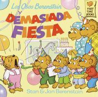Los osos Berenstain y demasiada fiesta