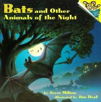 Bats and Other Animal of the Night