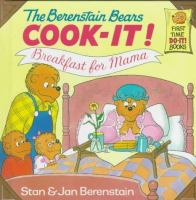 The Berenstain Bears Cook-it!