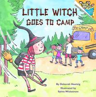 Little Witch Goes to Camp