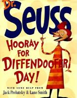 Hooray for Diffendoofer Day!