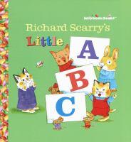 Richard Scarry's Little ABC
