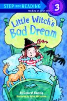 Little Witch's Bad Dream