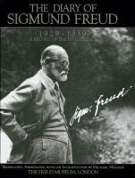 The Diary of Sigmund Freud, 1929-1939
