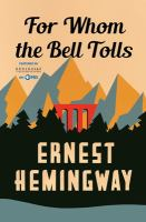 Media Cover for For whom the bell tolls