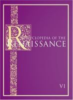 Encyclopedia of the Renaissance