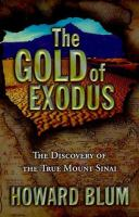 The Gold of Exodus