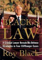 Black's Law