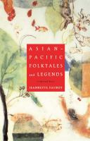 Asian Pacific Folktales and Legends