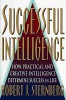 Successful Intelligence
