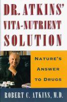 Dr. Atkins' Vita-nutrient Solution