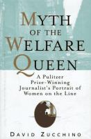 Myth of the Welfare Queen