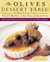 The Olives Dessert Table